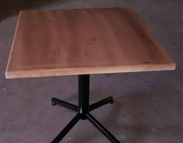 Catalogue Restaurant Furniture Tables Roi Light Mahogany Top And Base Roi Furniture