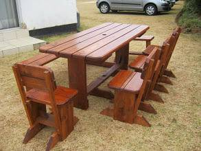 Catalogue Restaurant Furniture Wooden Benches 8 Seater Wooden Bench With 4 Single Seats